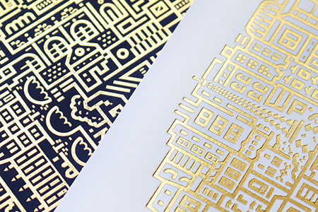 gold-printing