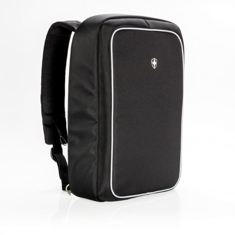 5148d486aac Луксозни подаръци :: Документи и багаж :: Раници :: Раница-куфарче-чанта за  лаптоп Swiss Peak